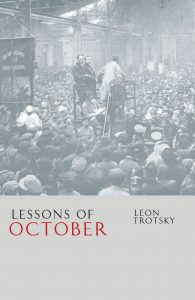 Lessons of October cover
