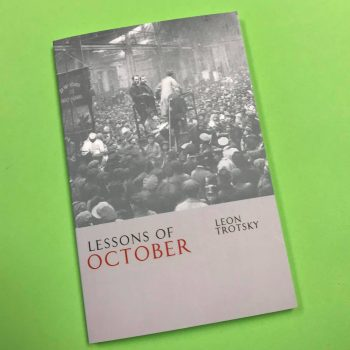 Lessons of October product image