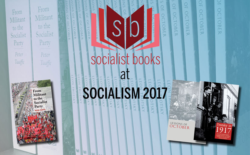 Socialist Books at Socialism 2017