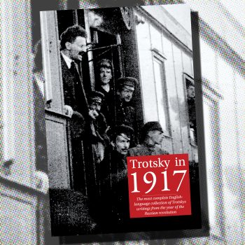Trotsky in 1917 ebook