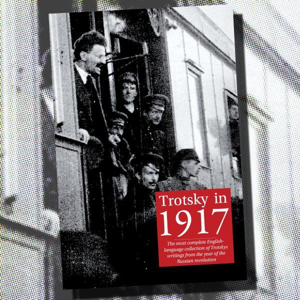 Trotsky in 1917 ebook