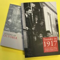Trotsky in 1917 & Lessons of October grouped product