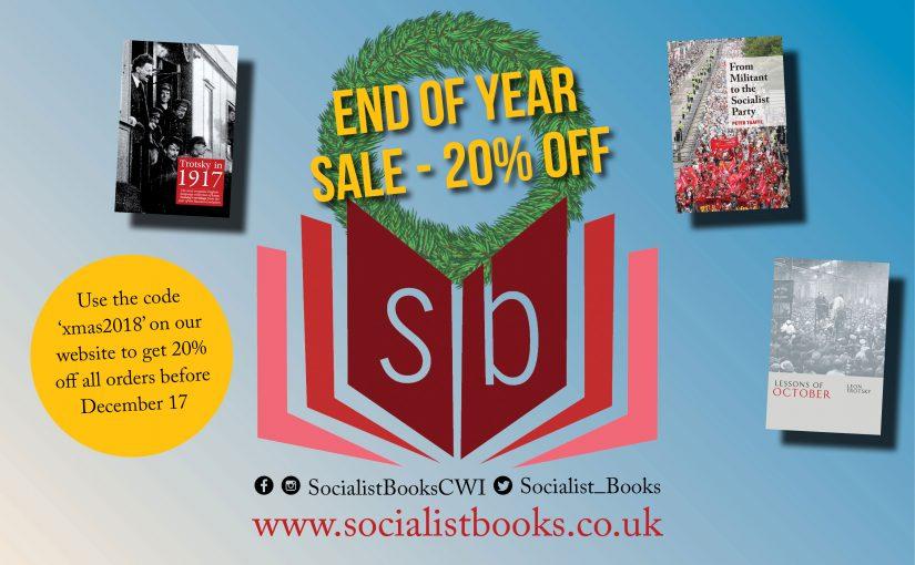 Xmas sale! Get 20% off before 17 December