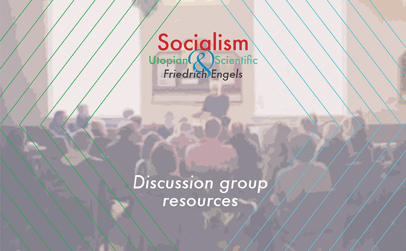 Socialism: Utopian and Scientific resources